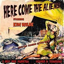 <b>HERE</b> COME THE ALIENS by <b>KIM WILDE</b>: Amazon.co.uk: Music