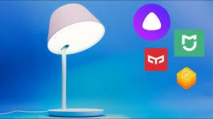 <b>Yeelight LED Desk</b> Lamp (YLCT02YL) - Обзор + инструкция по ...