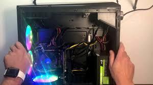 Подключение LED подсветки в <b>корпусе 1st Player Rainbow</b> R3 ...