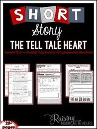 the ojays teaching and keys on pinterest the tell tale heart   common core aligned