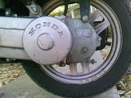 honda nc50 express na50 express ii maintenance schedule transmission oil