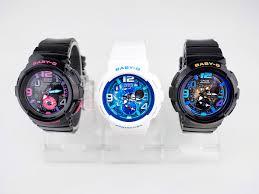 <b>Часы Casio</b> из линейки Baby-G <b>BGA</b>-<b>190</b>