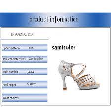 latin <b>dance shoes woman</b> Jazz <b>Shoes Dance</b> Ballroom <b>Shoes</b> Girls ...