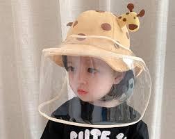 <b>Face shield hat</b> | Etsy