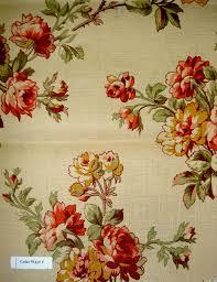 decor linen fabric multiuse:  linen fabric cutalan rose colorway