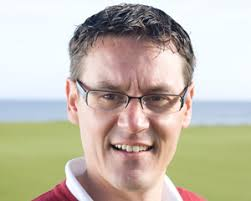 Steve North is the Director of Coaching and is responsible for the delivery of the world class coaching at St Andrews Links Golf Academy. - Steve_North