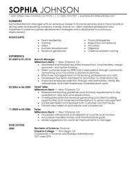 branch manager resume sample   uhpy is resume in you best branch manager resume example livecareer