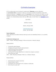 examples of resume profile statement able resume examples of resume profile statement resume profile examples for many job openings resume professional profile examples