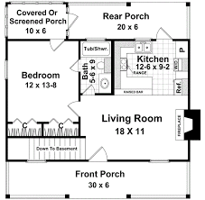 One Bedroom House Plans   Smalltowndjs comMarvelous One Bedroom House Plans   One Bedroom House Plans