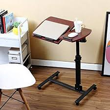 <b>Shelves Detachable</b> Laptop Desk with <b>Multi-Function</b> Folding Table ...