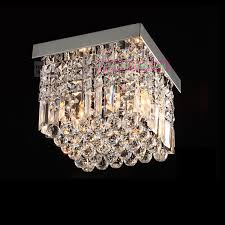 contemporary crystal flush mount crystal ceiling cheap ceiling lighting