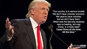 Image result for Donald Trump quotes on trade