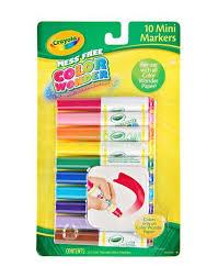 <b>Crayola</b> Набор <b>фломастеров Color</b> Wonder, <b>10</b> шт (75-2211 ...