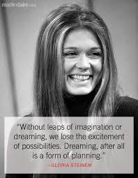 Gloria Steinem Quotes - Inspirational Women Quotes via Relatably.com