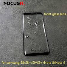 <b>Replacement External</b> Glass for <b>Samsung Galaxy</b> S8 S8 Plus LCD ...