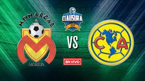 Morelia vs América Liga MX en vivo y en directo Jornada 9 Clausura ...