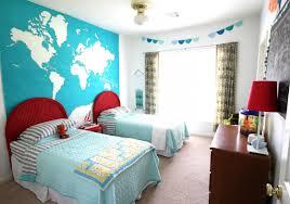 wall murals decorations cool bedroom design