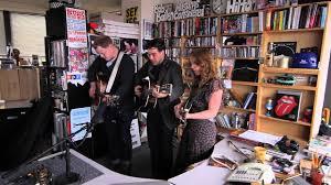 The <b>Lone Bellow</b>: NPR Music Tiny Desk Concert - YouTube