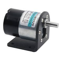 <b>37 DC Brushless Gear</b> Motor 12V DC Motor 24V Slow Motor ...