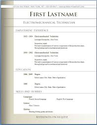 resume templates microsoft word 2007 free download template resume template in word 2007