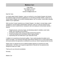 graphic designer cover letter for resume cover letter database graphic designer cover letter for resume