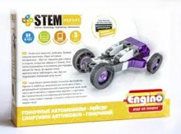 """Конструктор <b>Engino STEM</b> Heroes """"Скоростные механизмы ..."""