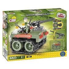 <b>Конструктор Cobi</b> Small Army 2161 Мобильная <b>ракетная</b> установка