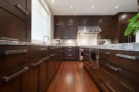 modern kitchen cabinet hardware traditional: kitchen cabinet handles kitchen transitional with ceiling lighting dark wood