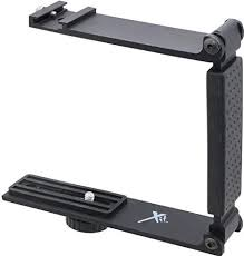Xit XTMINIBRK Mini <b>Portable Folding</b> Flash <b>Bracket</b>: Amazon.co.uk ...