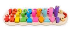 Children Wooden Montessori Materials Learning To ... - SUNSKY