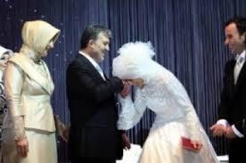 زواج ابنة اردوغان صور زواج