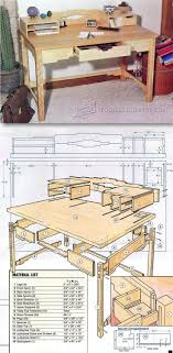 santa fe style desk plans furniture plans and projects woodarchivistcom save blueprints office desk preview save