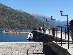 Resultado de imagen para muelle parque nacional lago puelo