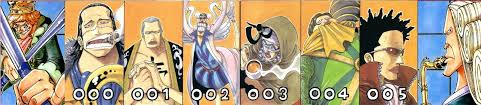 Top 10 <b>Baroque Works</b> Agents pt. 2 (Numbers) | One Piece - Top 10