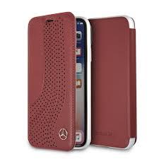 <b>Кожаный чехол</b>-<b>книжка</b> для iPhone X/XS Mercedes <b>New</b> Bow ll ...