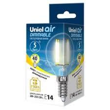 «<b>Лампа</b> светодиодная <b>Uniel LED</b>-<b>G45</b>-5W E14 DIM 4000K ...