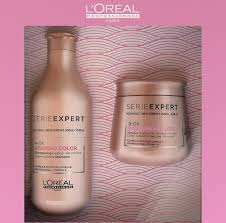 L'Oreal Professionnel <b>Набор для окрашенных</b> волос (шампунь + ...