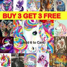 <b>5D</b> Features <b>Diamond Painting</b> Cross Stitch Kits for sale | eBay