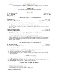 server resume samples com fine dining server resume
