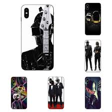 Daft Punk Helmet Soft Silicone TPU Black <b>Fashion Case For</b> Xiaomi ...
