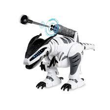 <b>Интерактивный радиоуправляемый</b> робот-<b>динозавр</b>