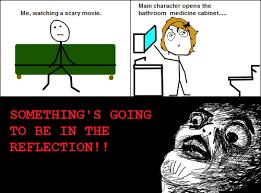 Meme Comics - Scary Movies via Relatably.com