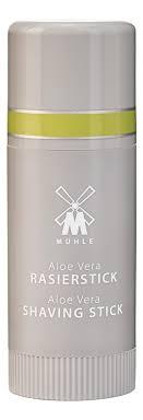 <b>Стик для бритья Shaving</b> Stick Aloe Vera 37г Muehle — купить ...