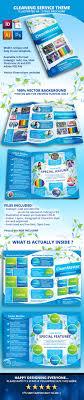 eco cleaning service a4 tri fold brochure tri fold brochure eco cleaning service a4 tri fold brochure