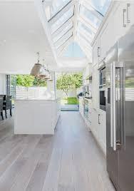 island design ideas designlens extended: homedecor kitchenideas inspiration design ideas for a contemporary galley eat in