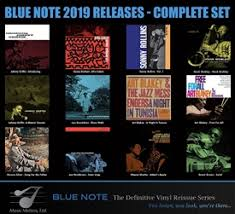 Blue Note Records Vinyl Reissues - Music Matters Jazz
