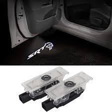 <b>2PCS LED Door</b> Courtesy Projector Puddle Logo Lights for Dodge ...