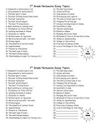 Persuasive Writing Prompts For Year        persuasive writing