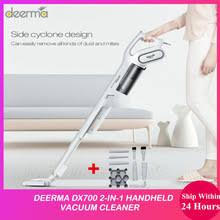 <b>Deerma 2-In-1</b> Handheld Vacuum Cleaner Large Capacity Low ...