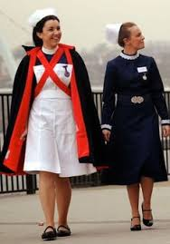 Image result for Guy's Nurses Sisters uniform